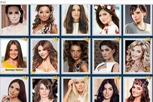 Тернопільські красуні разом із Йовович та Брежнєвою у рейтингу «ТОП 100» найкрасивіших жінок України
