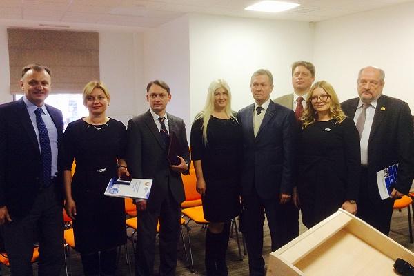 У Львові відкрили представництво Міжнародної торгової палати
