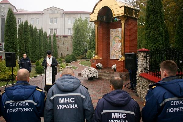 Піротехніки ДСНС Тернопільщини вирушили на чергову ротацію в зону АТО (Відео)