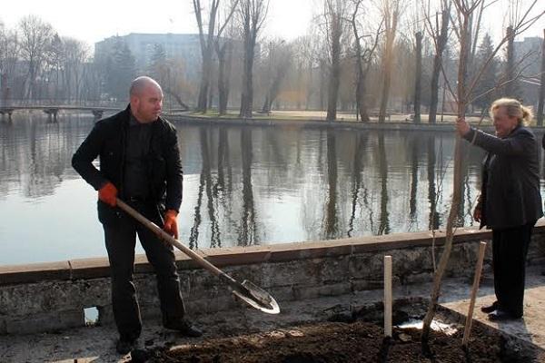 Тернопіль повертає собі статус найзеленішого міста України