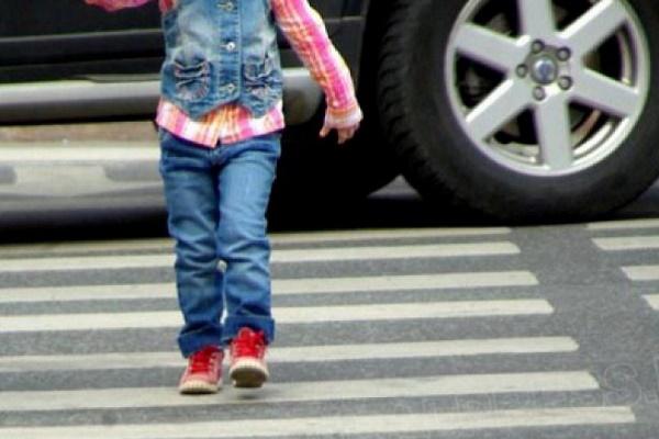 В аварії потерпіла 6-річна дівчинка