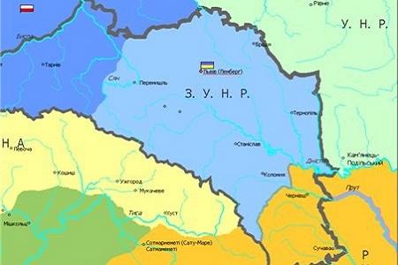 Завтра у Тернополі відзначать 98-му річницю проголошення ЗУНР