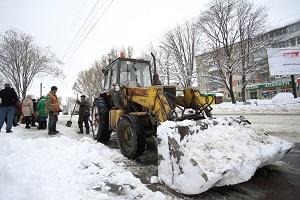 Вночі у Тернополі влаштували тотальну очистку міста