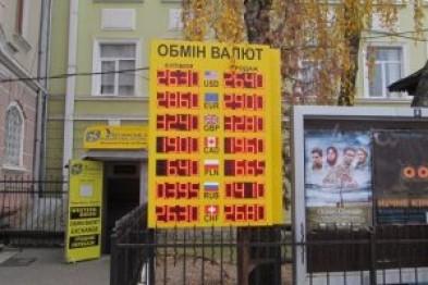 Курс валют тернополь самый лучший форекс брокер в регионе москва