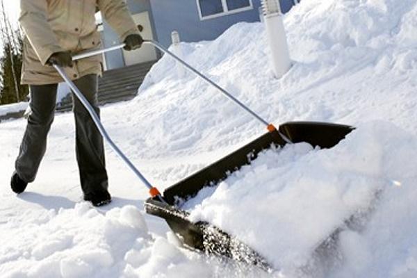 Львівське «ноу-хау» для прибирання снігу