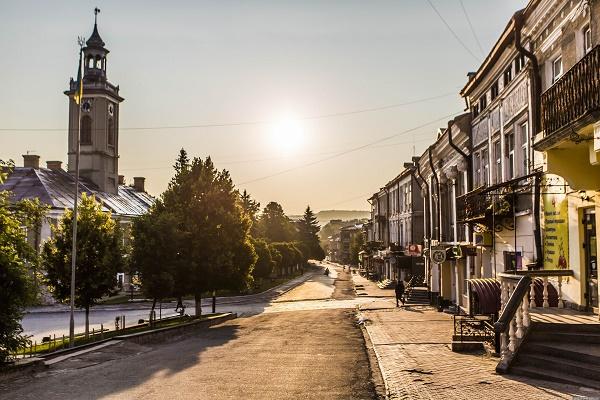 Бережанські балкони – одна із туристичних «родзинок» міста (Фото)