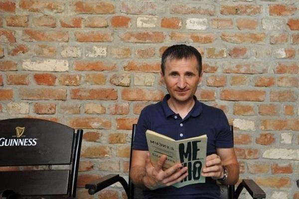 Володимир Гевко: «Своє життя розглядаю, як лінійний процес»