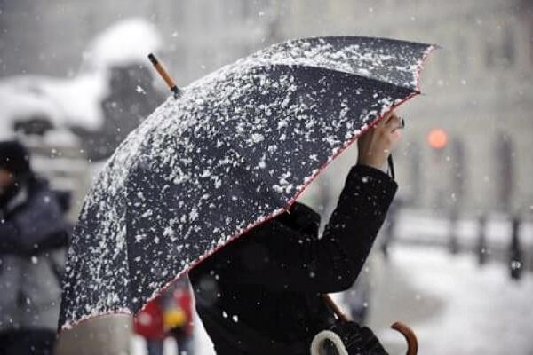 На Тернопільщині передбачають двадцятиградусні морози