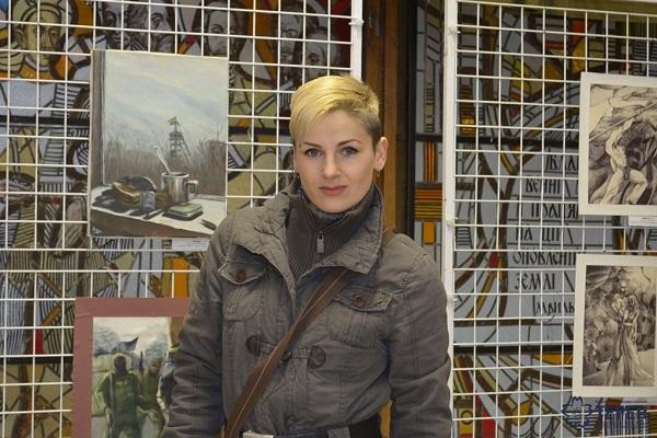 Дана Виноградова: «Картина «Мати» стала важким фетишем для поляків»