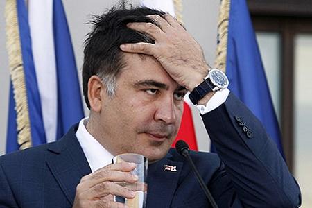 Розкол в партії Саакашвілі