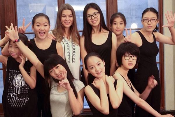 Тернопільська модель: «Мене здивувала реакція китайців на європейських дівчат»