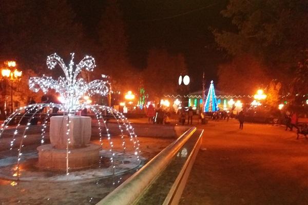 Люблю свій Тернопіль, особливо вечірній, особливо зимовий (Фото)