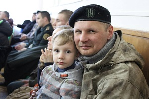 Напередодні Різдва добровольцям з Тернопільщини вручили нагороди