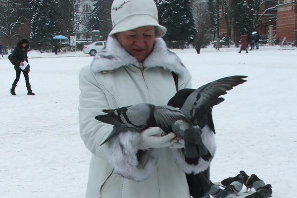 Авторка перлино-алмазотерапії відвідала Тернопіль