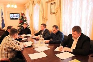 Роман Заставний взяв участь у нараді щодо проведення в Києві Дня Тернопільщини