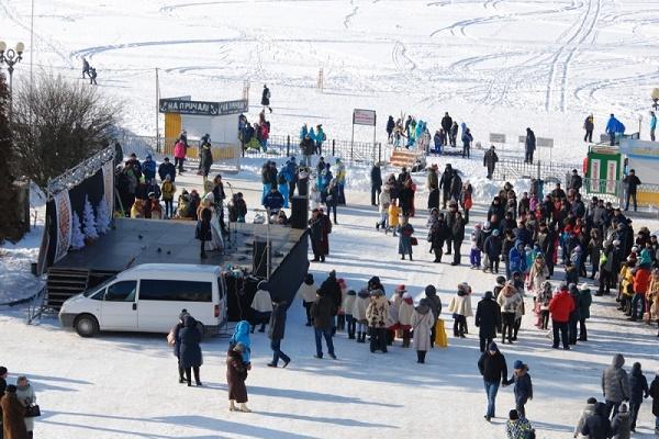 Як у Тернополі відзначали Свято Зими (Фоторепортаж)