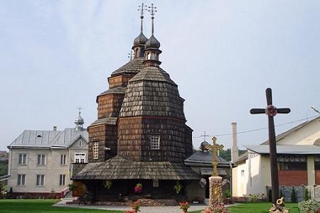 На Тернопільщині відзначатимуть День народження однієї із найстаріших дерев`яних церков