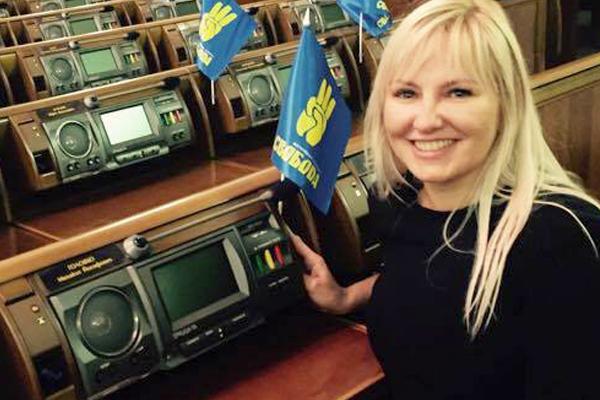 Ольга Шахін: «Владу потрібно змусити знизити штрафи для малого і середнього бізнесу»