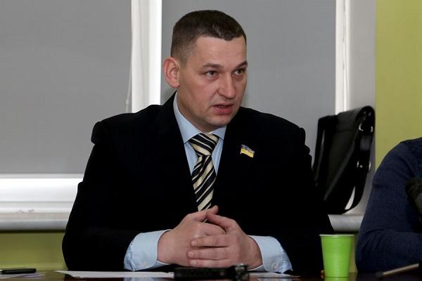 Микола Люшняк: «Співпраця з активними громадянами – єдиний шлях до перемоги»
