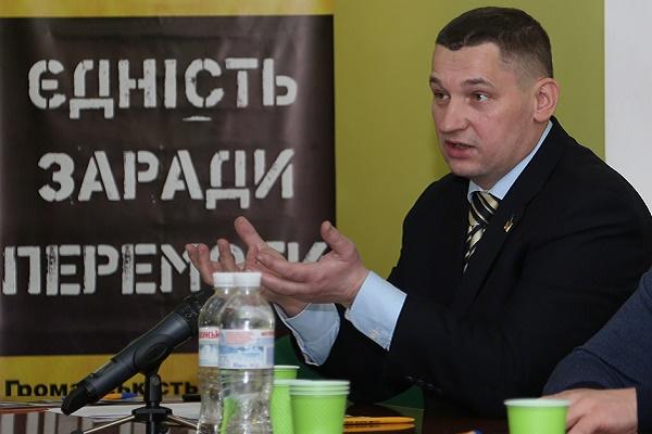 Микола Люшняк: Росія хоче довести всьому світові, що Україна не може відбутися як держава