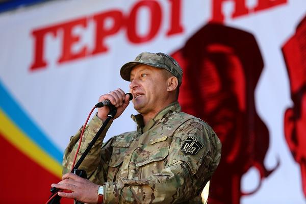 Володимир Стаюра: «Без революції свідомості не переможе Революція Гідності!»
