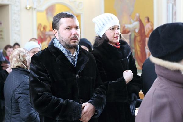 Ігор Гуда: «Я дякую нашій Церкві за можливість долучитись до перебування Нерукотворного Образа на Тернопільщині»