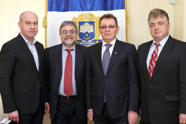 Тернопіль відвідав Надзвичайний Посол Бразилії