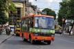 Тернопільські маршрутчики знову порушують ПДР (Відео)