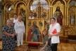 На Тернопільщину повернули оновлену ікону найшановнішого святого (Фото)