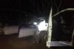 Потрійна ДТП на Тернопільщині: один загиблий, четверо постраждалих