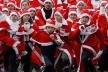 30 грудня по Тернополю бігатимуть Санта Клауси