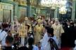 У Почаєві бойкотували приїзд глави УПЦ МП Онуфрія