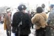 На Тернопільщині директор школи «дістав на горіхи» від учасника вертепу