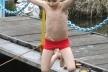 У п'ятницю 19 січня у Тернополі будуть встановлені рекорди - найстарший та наймолодший моржі міста
