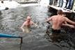 Міський голова Тернополя Сергій Надал занурився у йорданську воду