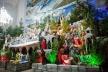 Встигнути побачити: найбільша в Україні шопка отримала нові рухомі персонажі (Відео)