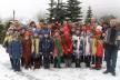 У Тростянецькій школі прощалися з колядою (Відео)