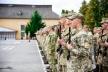 У тернопільській військовій частині контрактники влаштували провокацію (Відео)
