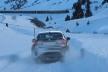 На Кременеччині автомобіль опинився у сніговому заметі