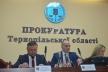 Оцінювання прокурорів, гарантії безпеки та незалежність - тема зустрічі з представниками Ради у Тернополі