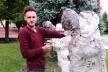Біля Тернопільського педагогічного університету скоро з'явиться нова скульптура