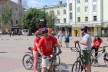 У Тернополі – Велодень: Колона велосипедистів проїхала вулицями міста (Фото)