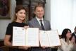 Марина Порошенко й Степан Барна підписали Меморандум по впровадженню інклюзивної освіти в Тернопільській області