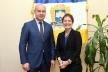 Очільник Тернополя Сергій Надал зустрівся з Надзвичайним і Повноважним Послом США в Україні Марі Йованович