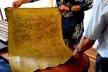 На Тернопільщині СБУ передала до музею вилучений у контрабандистів гобелен