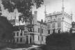 Казковий палац в Білокриниці під Кременцем на старих фотографіях