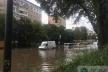 У Тернополі потоп біля «Універсаму» (Відео, Фото)