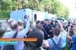 Сутички через забудову парку у Тернополі (Відео)