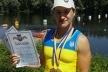 Тернополянка Тетяна Єднак стала віце-чемпіонкою України з веслування на байдарках
