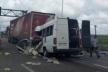 Маршрутка «Рівне - Київ» під Житомиром врізалась в фуру - 10 загиблих